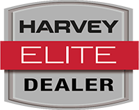 Harvey Elite Dealer logo